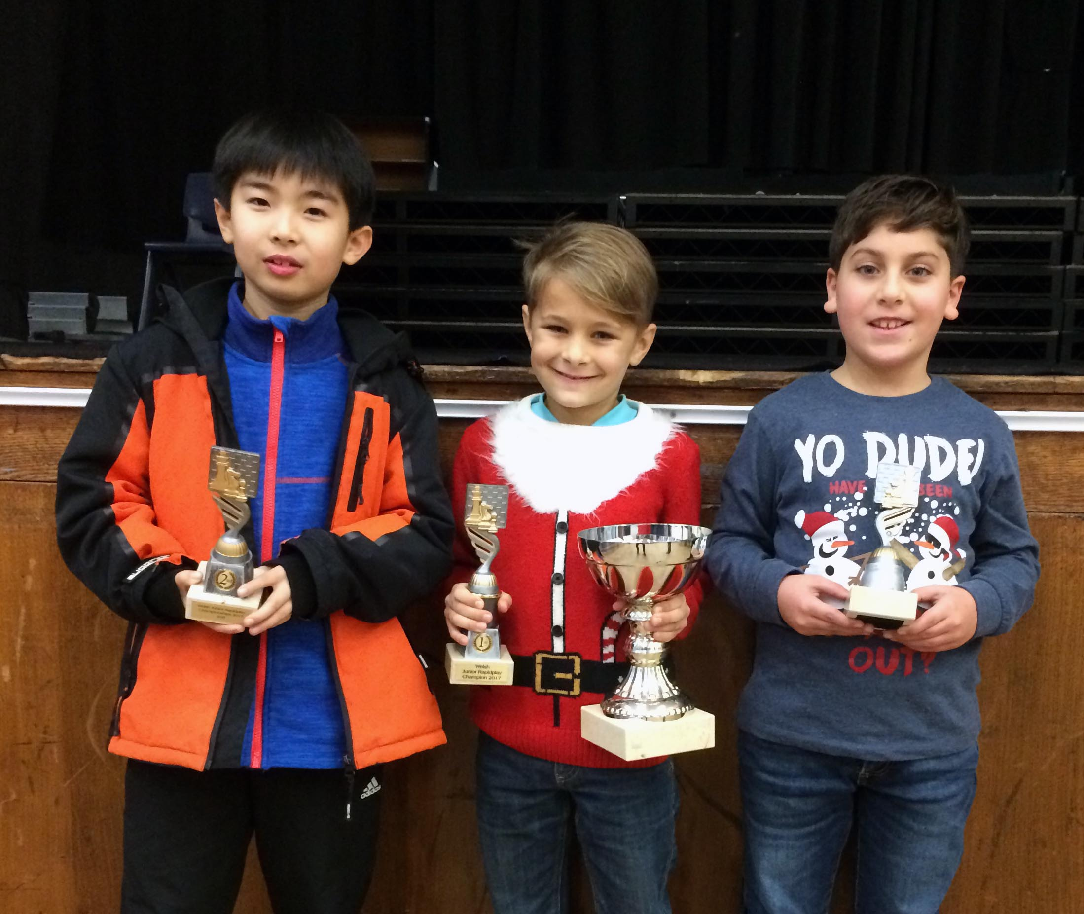 Welsh Junior Rapidplay 2017 171 Welsh Chess Union Undeb
